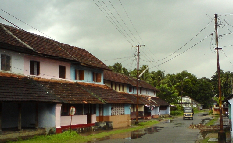 the kerala streets