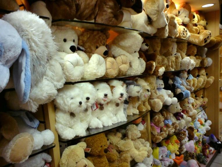 teddy bear cuddly