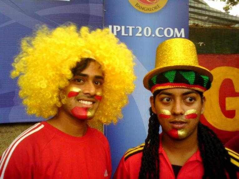 bangalore ipl fans