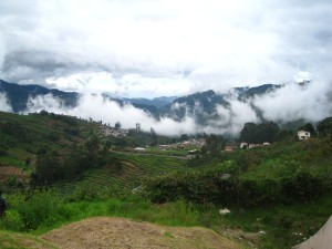 Seen from Sterling Valley View, Kodaikanal