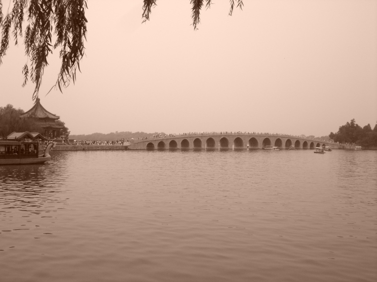 17 arch bridge
