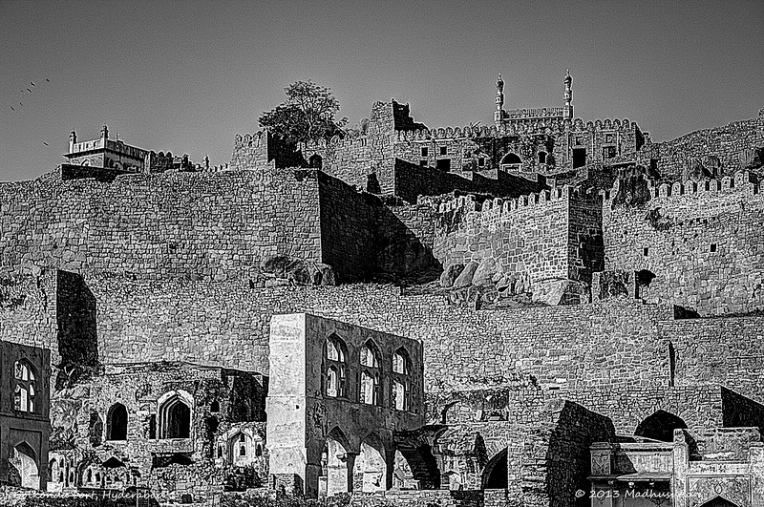 16Jan13_Golkonda Fort