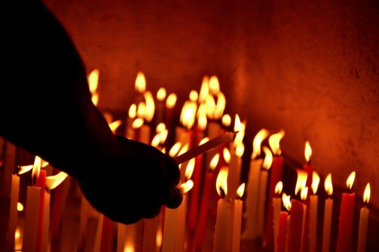 candle light vigil delhi rape victim