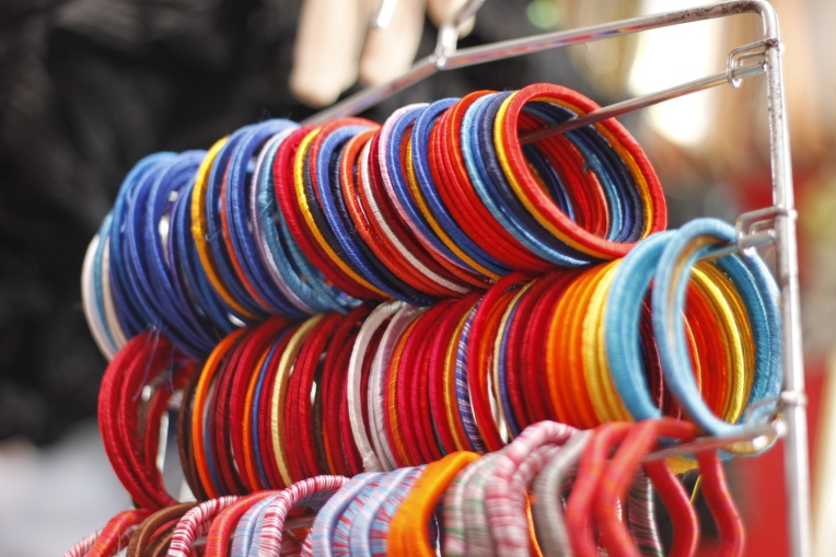 Colorful Bangles Bhopal