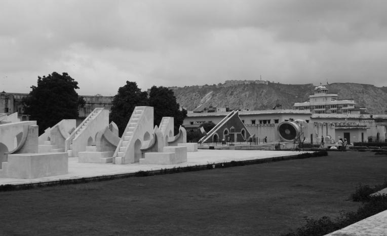 Jantar Mantar View