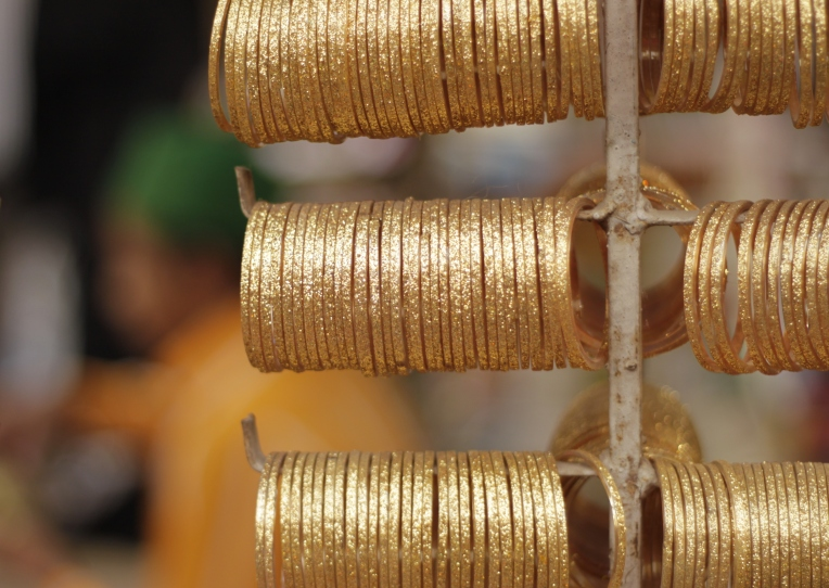 Shimmery bangles Hyderabad