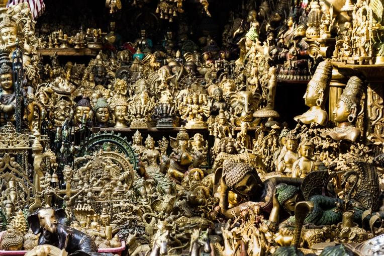 Brass Items | Sarojini Nagar | Style Inked